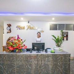 Tran Family Villas Boutique Hotel интерьер отеля