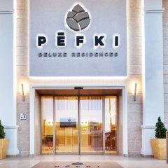 Отель Pefki Deluxe Residences Греция, Пефкохори - отзывы, цены и фото номеров - забронировать отель Pefki Deluxe Residences онлайн фото 10