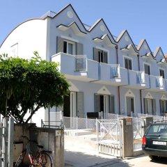 Отель Residence Margherita Италия, Римини - 1 отзыв об отеле, цены и фото номеров - забронировать отель Residence Margherita онлайн парковка