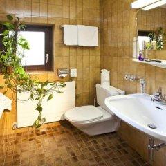 Отель Soelderhof Австрия, Хохгургль - отзывы, цены и фото номеров - забронировать отель Soelderhof онлайн ванная фото 2