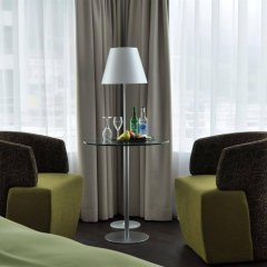 City West Hotel & Restaurant удобства в номере