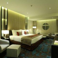 Grace Hotel Bangkok Бангкок комната для гостей фото 3