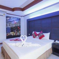 Отель Blue Carina Inn 3* Номер Делюкс