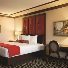 Отель Paris Las Vegas 4* Стандартный номер с различными типами кроватей фото 7