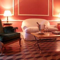 Hotel Albani Firenze интерьер отеля