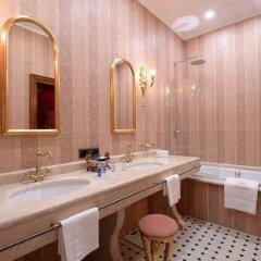 Гостиница Trezzini Palace 5* Стандартный номер с различными типами кроватей фото 12