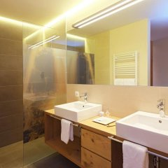 Hotel Maraias Горнолыжный курорт Ортлер ванная