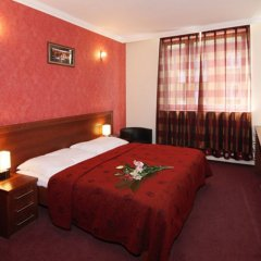 Hotel Relax Inn комната для гостей