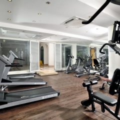 Отель Belcekiz Beach Club - All Inclusive фитнесс-зал