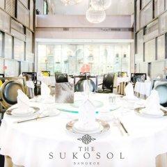 Отель The Sukosol Бангкок питание