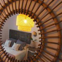 Отель Hostal Restaurant Sa Malica Бланес комната для гостей фото 4
