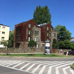 Отель Baltica Residence парковка