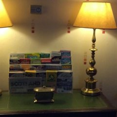 Отель Caravel Guest House Великобритания, Эдинбург - отзывы, цены и фото номеров - забронировать отель Caravel Guest House онлайн спа