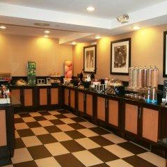 Отель Hampton Inn Memphis/Collierville питание