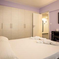 Апартаменты Exceptionally located apartment in Plaka Афины комната для гостей фото 3