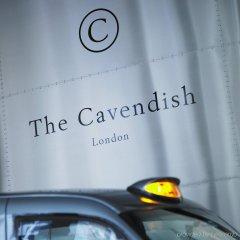 Отель The Cavendish London городской автобус