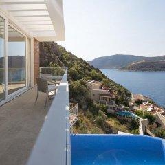Отель Villa Tuna by Akdenizvillam Патара балкон
