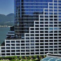 Отель The Fairmont Waterfront Канада, Ванкувер - отзывы, цены и фото номеров - забронировать отель The Fairmont Waterfront онлайн пляж фото 2