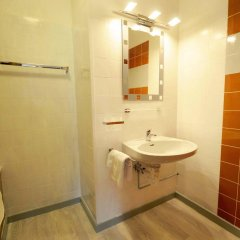 Апартаменты Auhof Apartments ванная