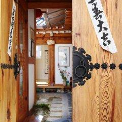 Отель Inwoo House сауна