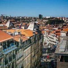 Отель Pestana Porto- A Brasileira City Center & Heritage Building балкон