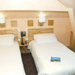 Отель Hôtel Comte de Nice комната для гостей фото 4