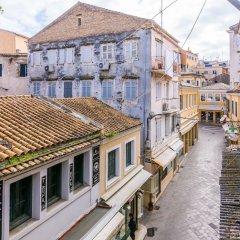 Отель Nicol's House in Corfu Town Греция, Корфу - отзывы, цены и фото номеров - забронировать отель Nicol's House in Corfu Town онлайн балкон