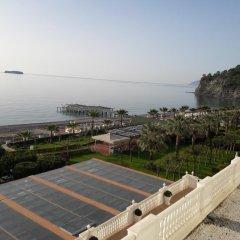 Marti Myra Турция, Кемер - 7 отзывов об отеле, цены и фото номеров - забронировать отель Marti Myra онлайн пляж