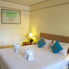 Отель Coconut Village Resort 4* Улучшенный номер с различными типами кроватей фото 7