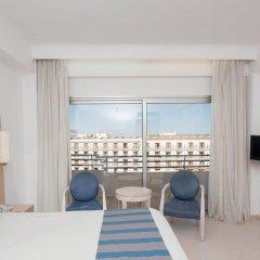 Отель Vrissiana Beach Hotel Кипр, Протарас - 1 отзыв об отеле, цены и фото номеров - забронировать отель Vrissiana Beach Hotel онлайн комната для гостей фото 4
