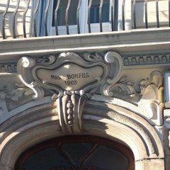 Отель Maison Bonfils спортивное сооружение