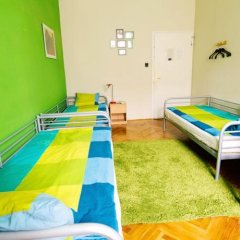 Friends Hostel & Apartments Будапешт бассейн
