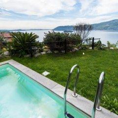 Отель B&B Renalù Италия, Вербания - отзывы, цены и фото номеров - забронировать отель B&B Renalù онлайн балкон