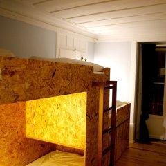 Отель Goodnight Hostel Португалия, Лиссабон - отзывы, цены и фото номеров - забронировать отель Goodnight Hostel онлайн интерьер отеля фото 2