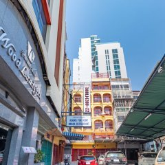 Отель Woodlands Inn Бангкок фото 3