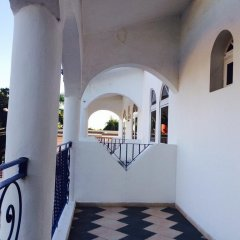 Отель Villa Capri Бока Чика парковка