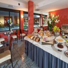 Отель c-hotels Comtur питание фото 3