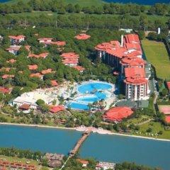 Letoonia Golf Resort Турция, Белек - 2 отзыва об отеле, цены и фото номеров - забронировать отель Letoonia Golf Resort онлайн приотельная территория фото 2