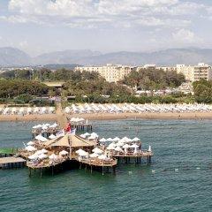 Sueno Hotels Beach Side Турция, Сиде - отзывы, цены и фото номеров - забронировать отель Sueno Hotels Beach Side онлайн приотельная территория