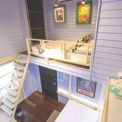 Bharani Hostel Бангкок удобства в номере