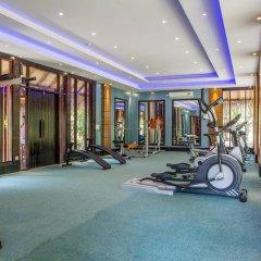 Отель Furaveri Island Resort & Spa фитнесс-зал