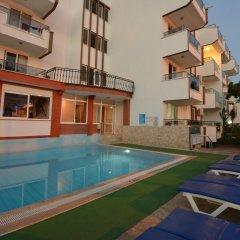 Отель Cennet Apart Мармарис бассейн