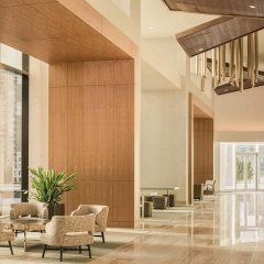 Отель JW Marriott Parq Vancouver Канада, Ванкувер - отзывы, цены и фото номеров - забронировать отель JW Marriott Parq Vancouver онлайн гостиничный бар