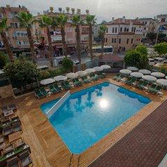 HMA Apart Hotel бассейн фото 3
