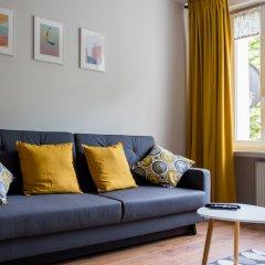 Апартаменты Shades of Grey Apartment Варшава комната для гостей