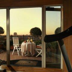 Отель Principe Di Savoia Италия, Милан - 5 отзывов об отеле, цены и фото номеров - забронировать отель Principe Di Savoia онлайн балкон