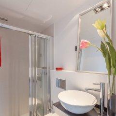 Отель Home Club Lagasca VIII Испания, Мадрид - отзывы, цены и фото номеров - забронировать отель Home Club Lagasca VIII онлайн ванная