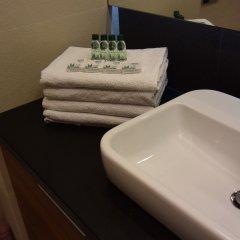 Отель InCity Residence Польша, Варшава - отзывы, цены и фото номеров - забронировать отель InCity Residence онлайн ванная фото 2