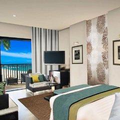Отель InterContinental Resort Mauritius комната для гостей фото 4