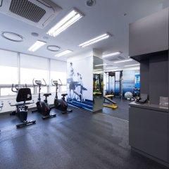 Отель Citadines Haeundae Busan фитнесс-зал фото 3